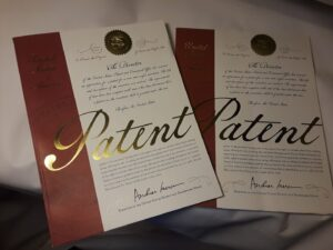 Two Patents